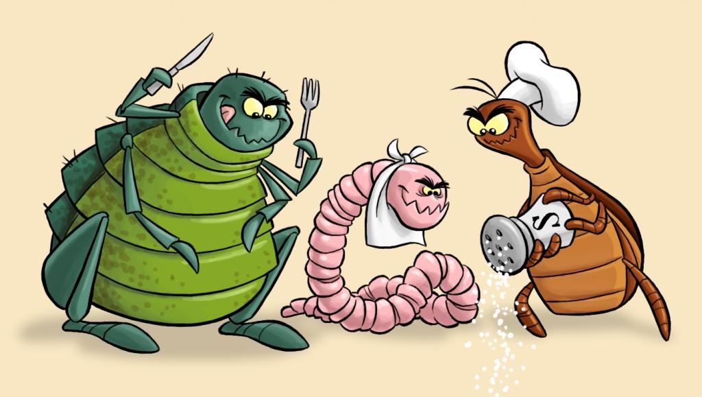 Nematodes Fleas Cats
