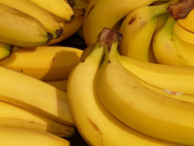 alimentos-que-previnem-o-cancer-em-caes-banana