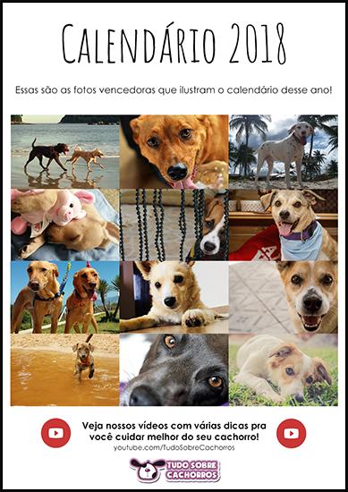 calendario-2018-gratis-cachorros